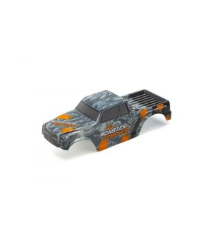 Kyosho Carrozzeria 1/10 Monster Tracker T2 Arancio - EZB001OR