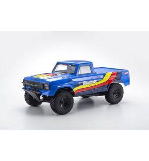 Kyosho Outlaw Rampage 1:10 EP 2WD Truck T2 Readyset Automodello elettrico