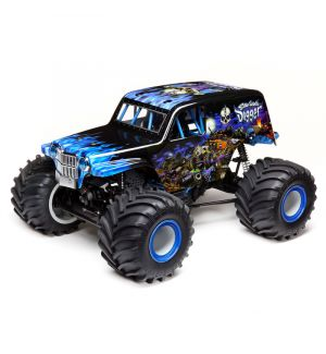 Losi Solid Axle Monster Truck RTR SonUvaDigger