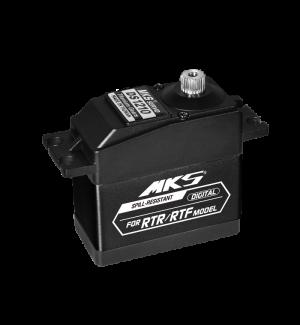 MKS DS1210(4,8-6,0V) - 10,0 (6,0V)-0,12 (6,0V) Servocomando standard
