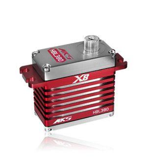 MKS HBL380 - 41,0 (8,4V)-0,08 (8,4V) Servocomando standard