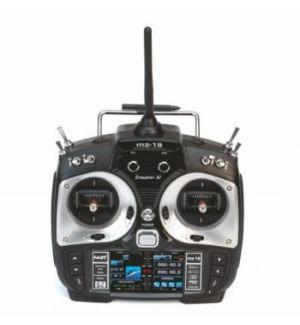 Graupner SJ MZ-18 Radiocomando 9CH con valigia