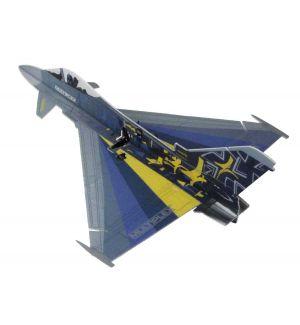 Multiplex Eurofighter Indoor Edition Kit Aeromodello acrobatico