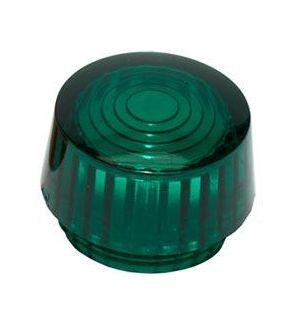 Optotronix by Emcotec Calottina trapezio verde trasparente 19mm (2 pz)