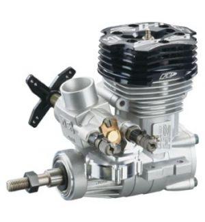 OS engines 55 HZ-R DRS Motore a scoppio 2T glow per elicotteri