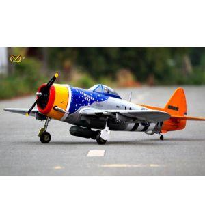 VQ Model P-47D Thunderbolt (Tarheel Hal) / 1500mm