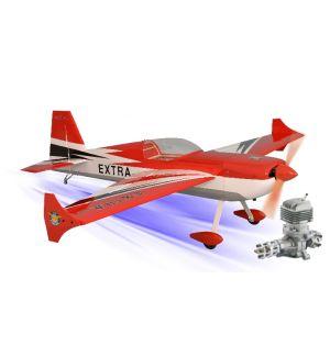 Phoenix Model Extra 260 30/35cc ARF + DLE 35 RA Aeromodello acrobatico
