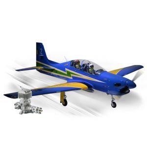 Phoenix Model Tucano 60cc Scale 1/4 + DLE 55 RA Aeromodello riproduzione