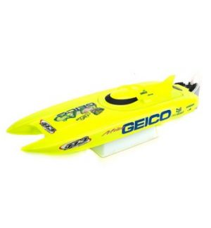 ProBoat Miss GEICO 17 RTR Barca elettrica