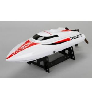 ProBoat React 17 Self-Righting Deep-V Brushed RTR Barca elettrica