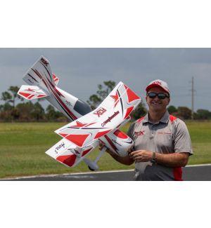 Premier Aircraft by Quique Somenzini Mamba 10 G2 + Gyro Aura 8 Aeromodello acrobatico