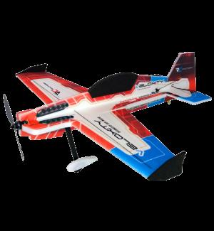 RC Factory Veloxity Red Aeromodello acrobatico