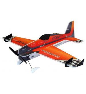 RC Factory Edge 540 MINI Red Aeromodello acrobatico indoor