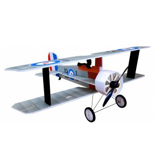 RC Factory Crack CAMEL Silver - Aeromodello acrobatico