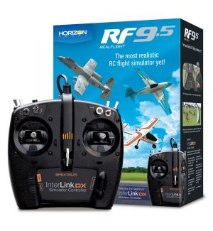 RealFlight RF 9.5 Horizon Hobby Edition INTERLINK-X