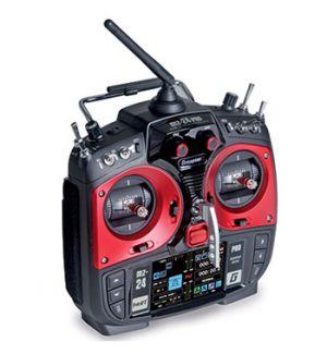 Graupner SJ MZ-24 PRO Radiocomando 12CH