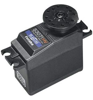 Futaba S3071HV MG (6,0-7,4V) - 10,5 (7,4V)-0,17 (7,4V) Servocomando standard