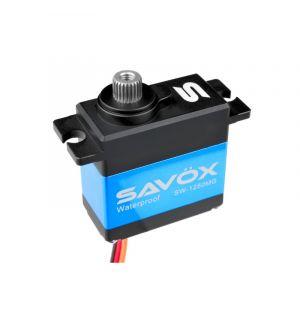 SAVOX SW-1250MG - 8,0 (7,4V)-0,10 (7,4V) Servocomando mini