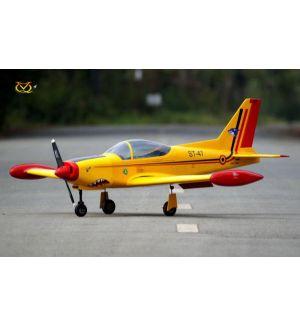 VQ Model Siai Marchetti SF-260 Belgium version (61-91) 1640 mm Aeromodello riproduzione