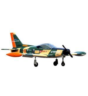 VQ Model Siai Marchetti SF-260 Germany version (61-91) 1640 mm Aeromodello riproduzione