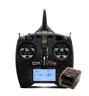 Spektrum DX6e + AR620 Radiocomando