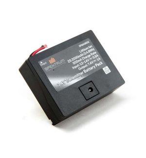 Spektrum Li-Po TX 7,4V 2000mAh per Spektrum DX6G2-3,DX7G2/DX8G2/DXe/DX6e