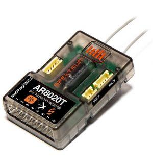 Spektrum AR8020T SMART 8 canali Ricevente DSMX VARIO E ALTITUDINE