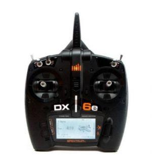 Spektrum DX6e + AR610 Radiocomando