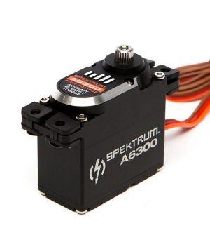 Spektrum A6300 HV Brushless - 38,2 (8,4V)-0,10 (8,4V) Servocomando standard