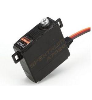 Spektrum A7020 MG - 3,6 (6,0V)-0,09 (6,0V) Servocomando alare
