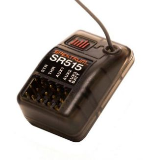 Spektrum SR515 DSMR 5 canali Ricevente
