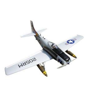 Seagull Skyraider Warbird BEE ARF 1600mm Aeromodello riproduzione