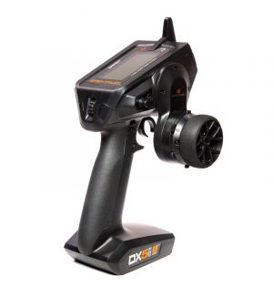 Spektrum DX5 Pro 2021 DSMR solo TX