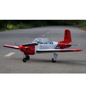 VQ Model T34 Turbo Mentor / 1560mm Aeromodello riproduzione