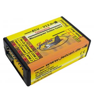JetCat ECU V12.0 (RX, RXi, RXi-B, NX, P20-SE/ SX) telemetrica
