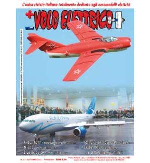 Modellistica Rivista Volo Elettrico N.39 AUTUNNO 2012