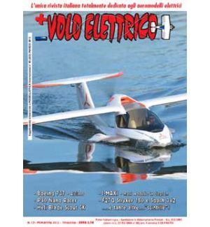 Modellistica Rivista Volo Elettrico N.37 PRIMAVERA 2012