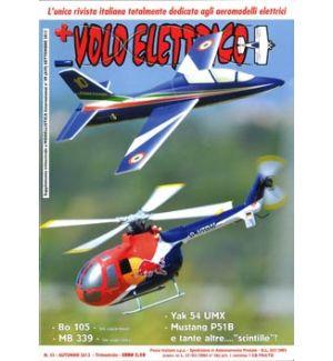 Modellistica Rivista Volo Elettrico N.43 AUTUNNO 2013