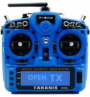 FrSKY X9D PLUS Taranis 2019 ACCESS - Sky Blue Mode 1-3 solo TX Radiocomando
