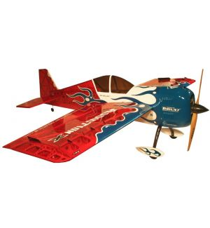 Precision Aerobatics Naca motore BLU Addiction-X