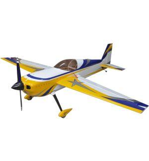 AJ Aircraft Laser 230Z 93 ARF Reflex Design - 236 cm Aeromodello acrobatico