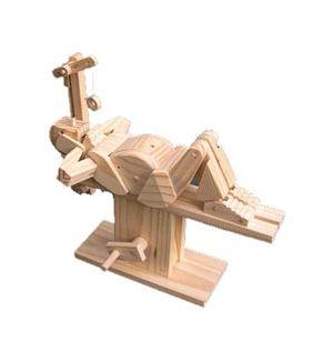 Jonathan Automata Keep Fit legno da montare