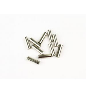 aXes Copper Tube Φ2×8mm (10 pcs)
