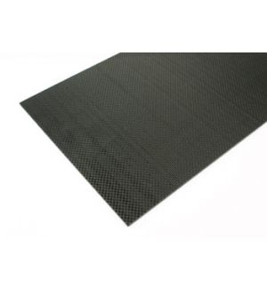 aXes Lastra carbonio 200x300x1,0 mm