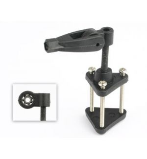 aXes 34mm adjustable control horns w/bearing (2pcs)