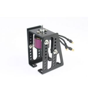 aXes 35-72mm adjustable electric motor mount