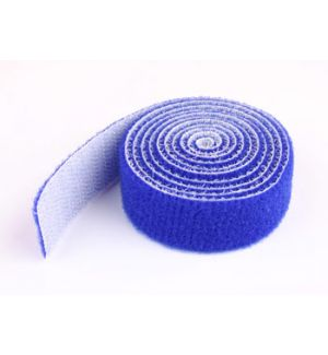 aXes 20x1000mm velcro blue