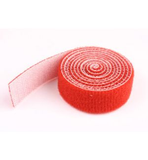 aXes 20x1000mm velcro red
