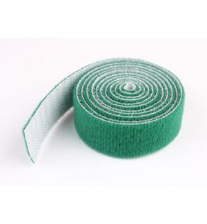 aXes 20x1000mm velcro green