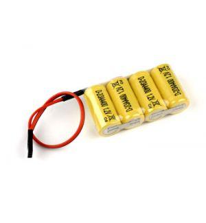 Batterie RX 4,8 V 400 mA